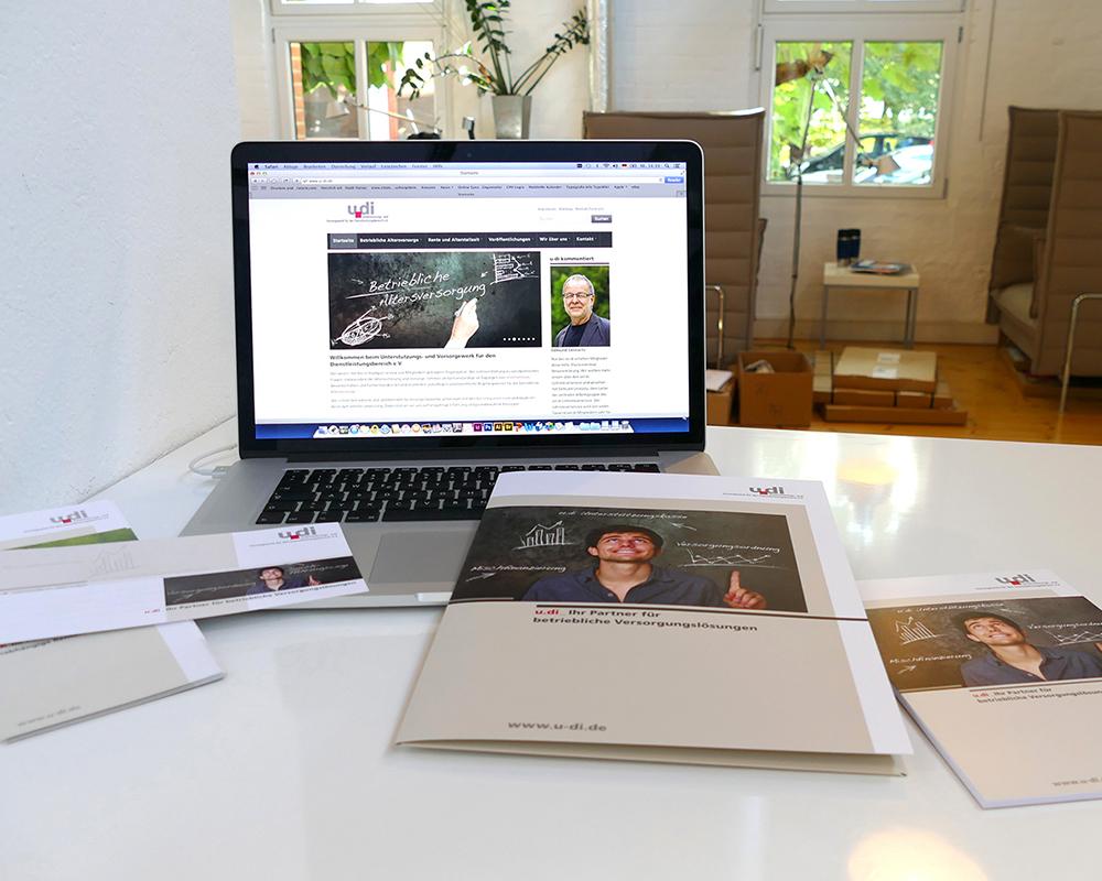 Designkonzeption unterschiedlicher Printmedien