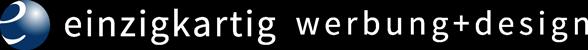 einzigkartig Logo