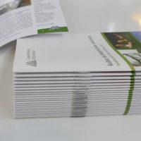 Halbjahresprogrammheft für das Comoedienhaus Wilhelmsbad