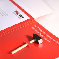 Gaskunde Mailing für Wechsel zu anderem Tarif