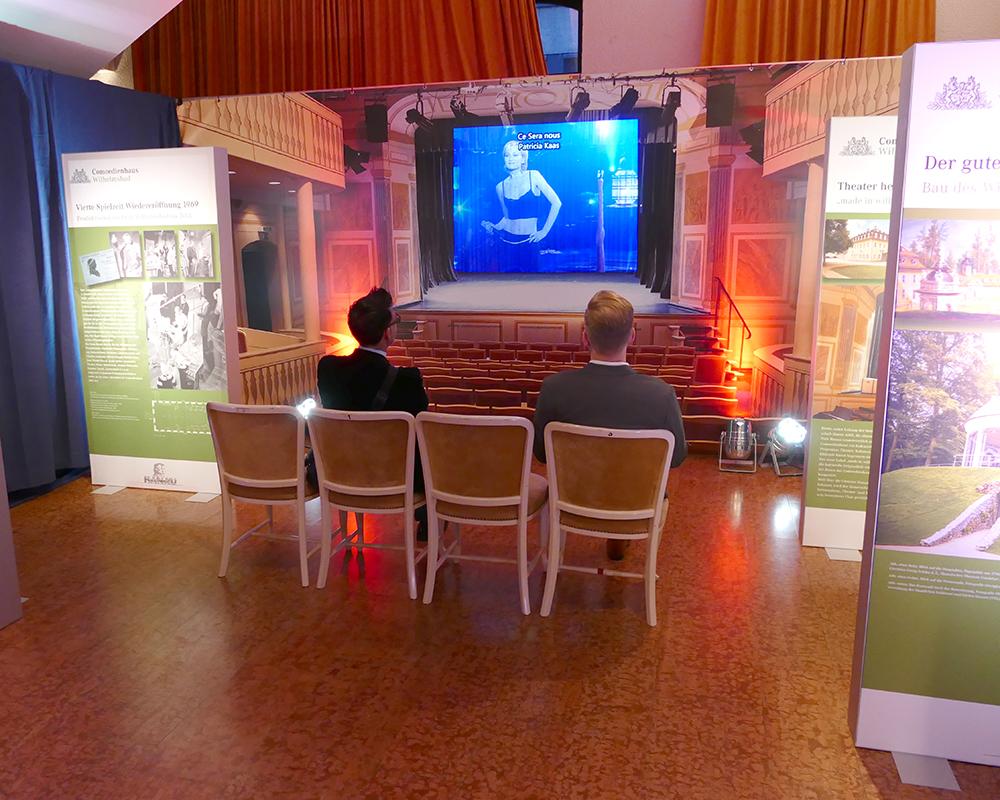 Messe- und Ausstellungskonzept