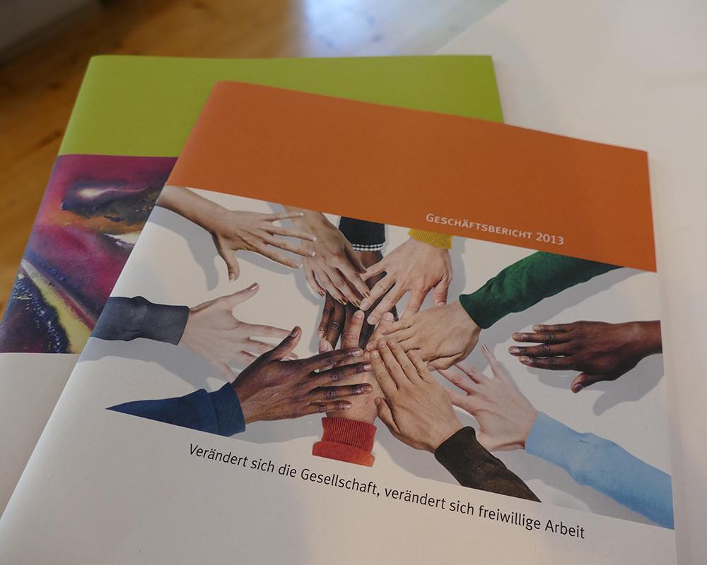 Sozialarbeit Geschäftsbericht