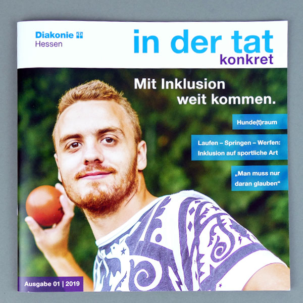 Diakonie Hessen Magazin